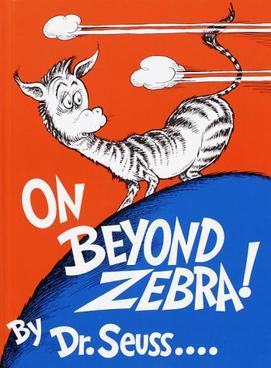 On Beyond Zebra  Wikipedia