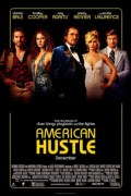 Poster for 2014 crime drama American Hustle