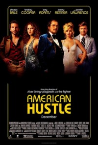 Poster for 2014 Oscars hopeful American Hustle