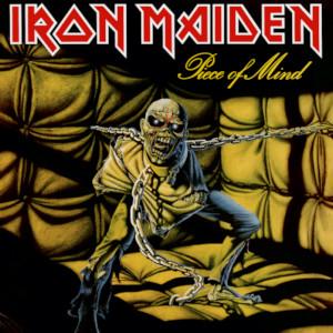 Piece of Mind - 1983