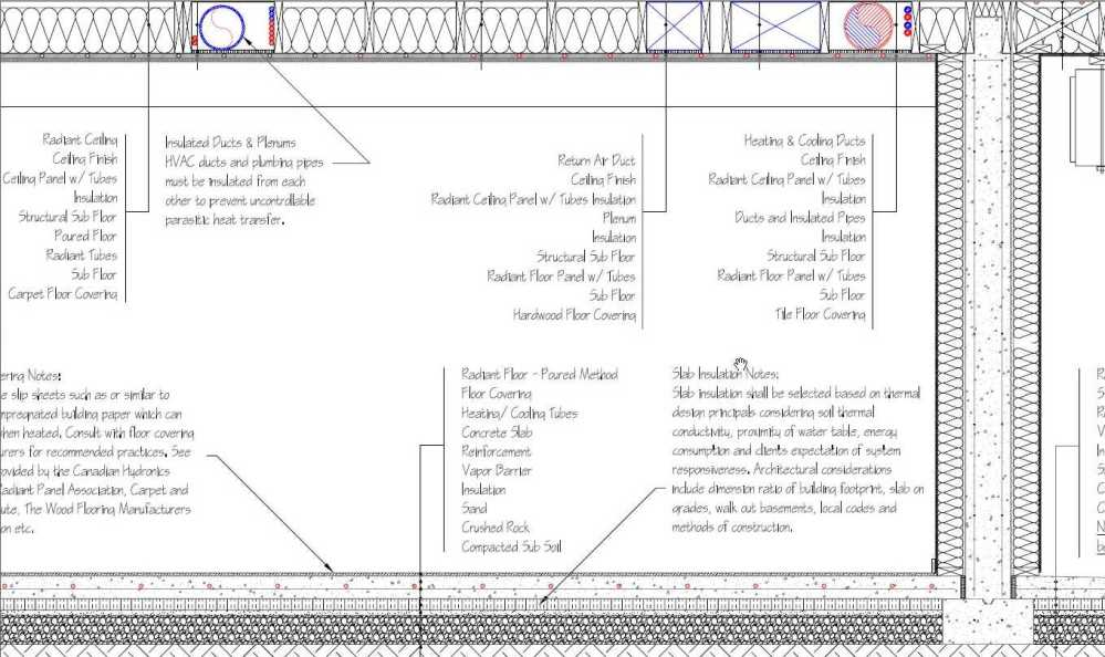 medium resolution of design and installation edit general considerations for placing radiant heating
