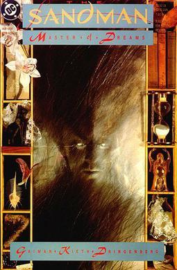 Sandman, o Caçador de Sonhos (1989), os primeiros passos da Vertigo.