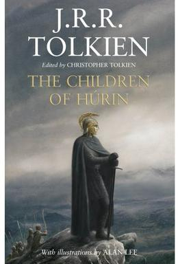 Childrin of Hurin cover