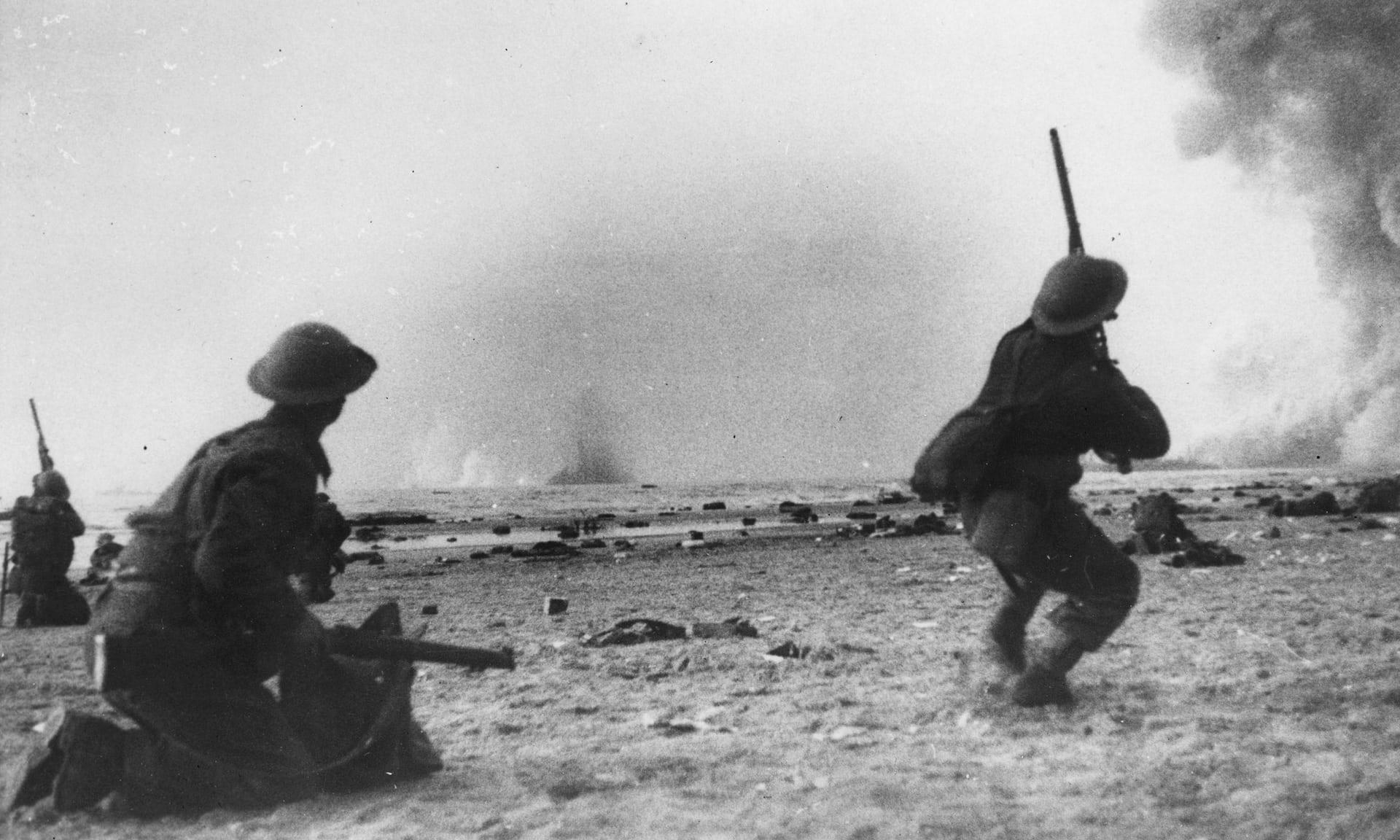 est100 一些攝影(some photos): Evacuation, Battle of Dunkirk. 撤退, 敦克爾克戰役/ 敦克爾克大撤退