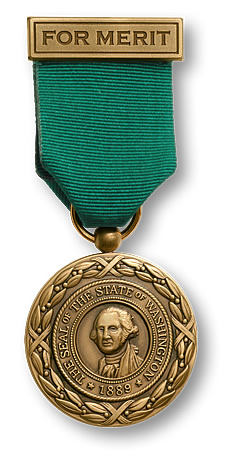 Washington Medal of Merit  Wikipedia