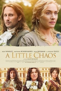 Poster for 2015 historical drama A Little Chaos