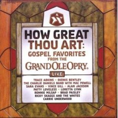 How Great Thou Art: Gospel Favorites Live from...