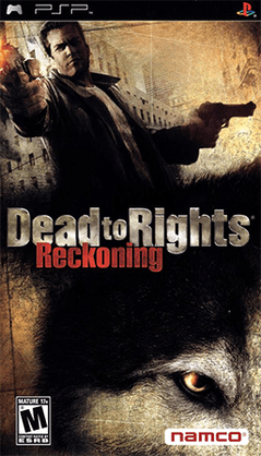 Dead to Rights Reckoning  Wikipedia