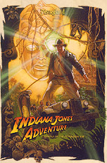Indiana Jones Adventure: Temple of the Forbidd...