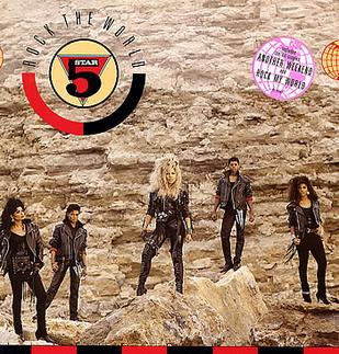 Rock The World Five Star Album Wikipedia