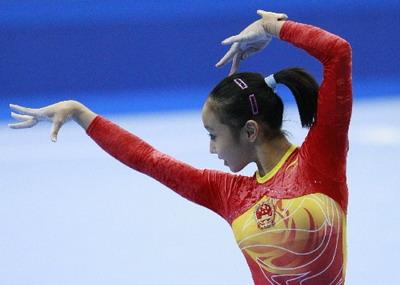 Image Result For Gymnastics World