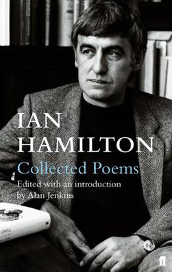 The cover of Ian Hamilton's Collected Poems.