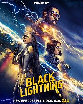 Download The Flash Season 4 Sub Indo : download, flash, season, Black, Lightning, (season, Wikipedia
