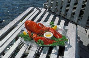 Lobster plate