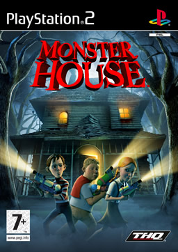 Ps3 Animated Wallpaper Monster House Video Game Wikipedia