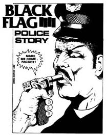 Flyer Black Flag
