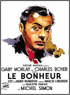 Le Bonheur (1934 film)