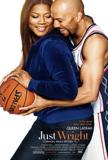 Just Wright Poster Jpg