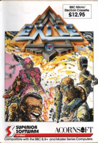 Exile 1988 video game  Wikipedia