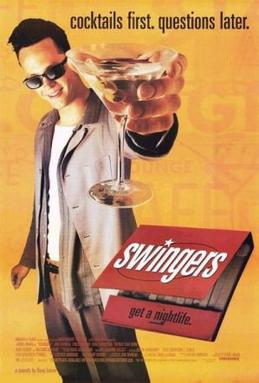 Poster for the film Swingers