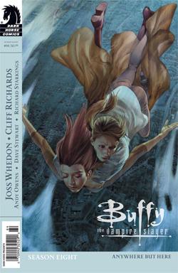 Anime Horror Wallpaper Anywhere But Here Buffy Comic Wikipedia