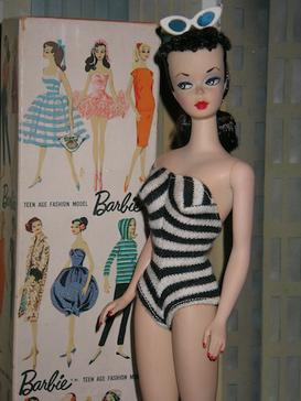Image of First Barbie