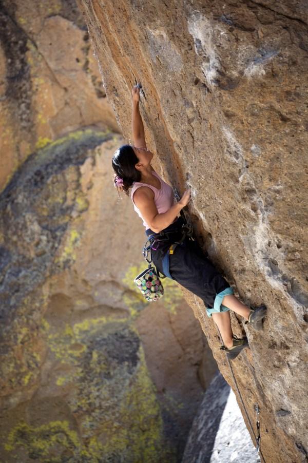 Free Rock Climbing