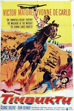 Timbuktu 1959 Film Wikipedia