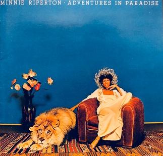 Adventures in Paradise Minnie Riperton album  Wikipedia