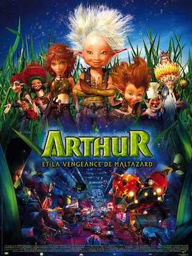 Arthur Et Les Minimoys Distribution : arthur, minimoys, distribution, Arthur, Revenge, Maltazard, Wikipedia