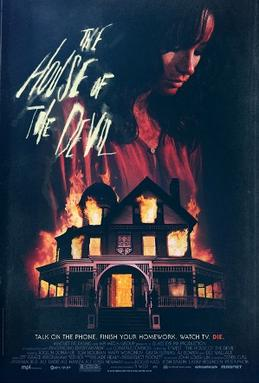 Theatrical Reveal poster for The House of the ...