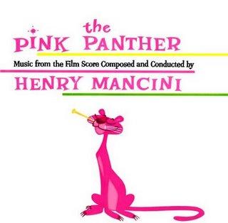 pink panther theme # 5
