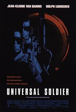 Godzilla Resurgence Sub Indo : godzilla, resurgence, Universal, Soldier, (1992, Film), Wikipedia