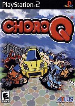 ChoroQ Video Game Wikipedia