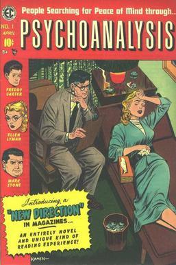 Psychoanalysis comics  Wikipedia