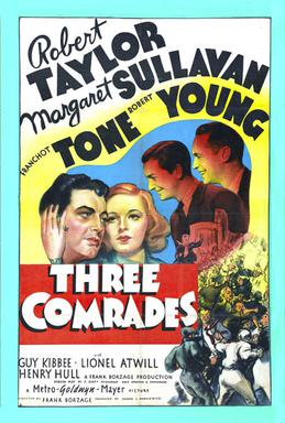 Three Comrades film  Wikipedia