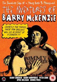 The Adventures of Barry McKenzie  Wikipedia