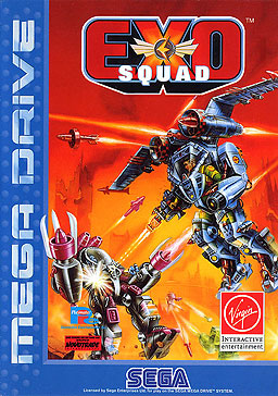 Exosquad video game  Wikipedia