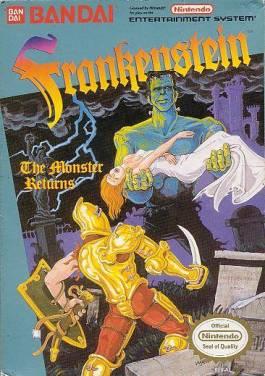 Anime Magic Wallpaper Frankenstein The Monster Returns Wikipedia
