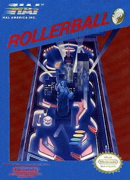 Rollerball video game  Wikipedia