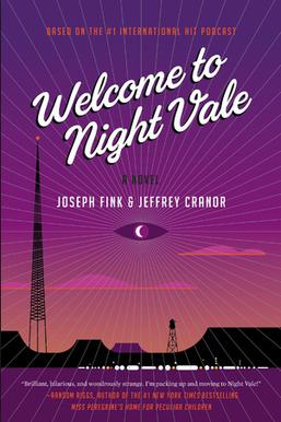 Cross Country Quotes Wallpaper Welcome To Night Vale Novel Wikipedia