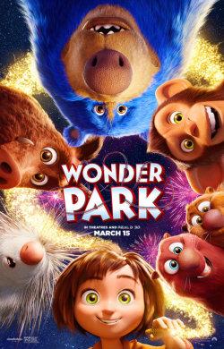 Nickelodeon Movies Wonderpark : nickelodeon, movies, wonderpark, Wonder, Wikipedia