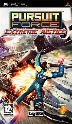 Pursuit Force Extreme Justice Wikipedia