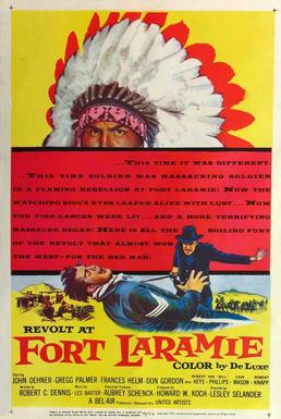 Revolt At Fort Laramie Wikipedia