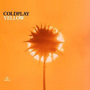 Yellow (coldplay Song)  Wikipedia
