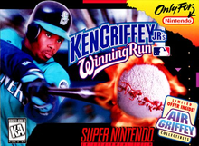 Ken Griffey, Jr.'s Winning Run