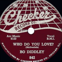 Who Do You Love Bo Diddley song  Wikipedia