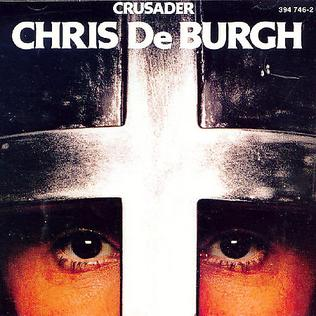 Crusader Chris de Burgh album  Wikipedia