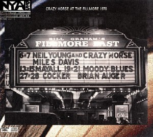 Live at the Fillmore East Neil Young album  Wikipedia