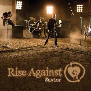Savior Rise Against song  Wikipedia